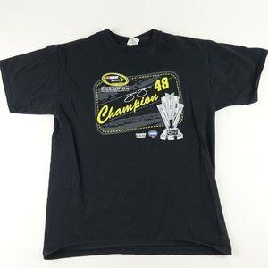 Chase Authentics Men Nascar Champion T-Shirt A1714